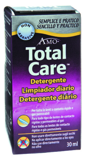 Total Care detergente 30 ml detergente RGP