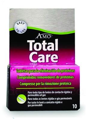 Total Care enzima 10 cp (enzimi) compresse enzimatiche RGP